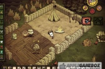 Don't Starve: Pocket Edition v1.06 для iPhone, iPad, iPod Touch (ipa)