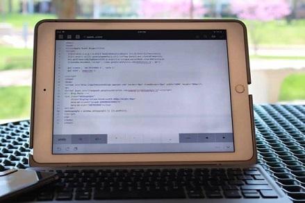 Приспосабливаем iPad для веб-разработки. Полный джентельменский набор