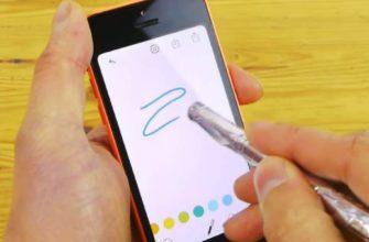 Создайте прозрачный резиновый стилус для смартфона своими руками