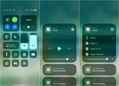Как дублировать экран iPhone или iPad на телевизор?
