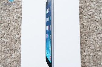 Apple iPad Air (2020) - Технические характеристики