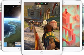 Фото и видео камеры в новом iPad | Всё об iPad