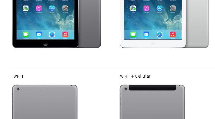 Планшет Apple iPad Air 128Gb Wi-Fi Cellular Space Gray ME987 купить в Москве   Технопарк