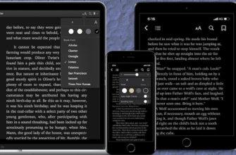 🥇 ▷ Как включить темный режим на Apple Книги на iPhone, iPad и Mac » ✅