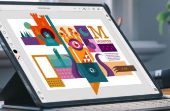 Создание и редактирование контуров в Illustrator на iPad