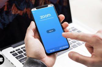 Начало работы с iOS – Zoom Центр справки и поддержки