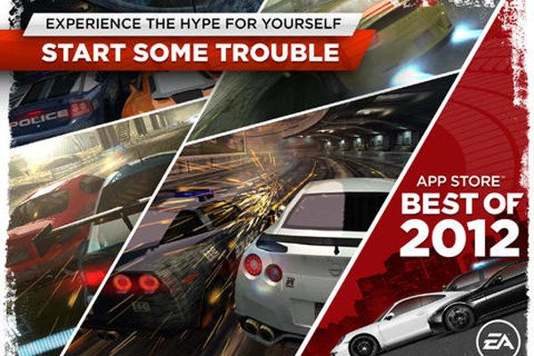 Need for Speed Most Wanted на iPad | Всё об iPad