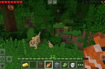 Скачать Minecraft для iOS бесплатно