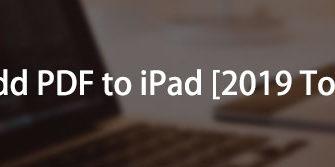 Как на iPhone сделать PDF из фото без сторонних приложений |
