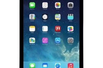 Apple iPad Air 16Gb Wi-Fi Space Gray (MD785RU/A) инструкция, характеристики, форум, отзывы