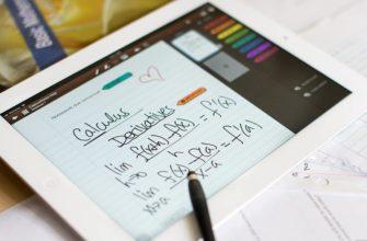 Лучшие приложения для создания рукописных заметок на iPad -