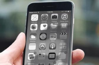 Черно-белый экран на Айфоне: как сделать и зачем это нужно?  | Яблык