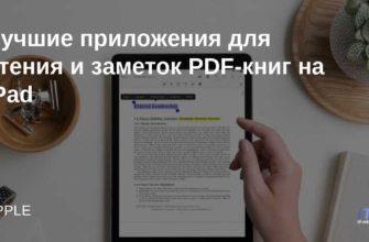 Приложения для чтения книг на Айфон: ТОП бесплатных