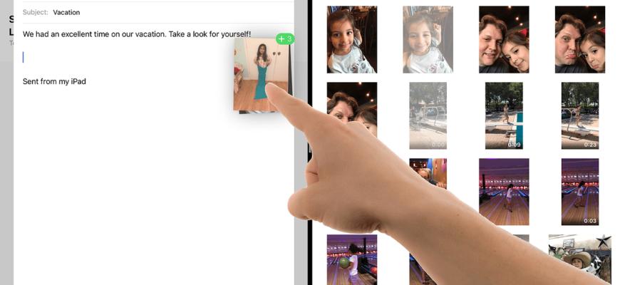Как перетаскивать сразу несколько иконок на айфоне или айпаде  | Яблык