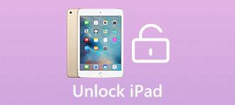 Окончательное решение о том, как разблокировать iPad