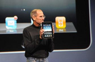 Как Apple открыла миру планшеты: история первого iPad -