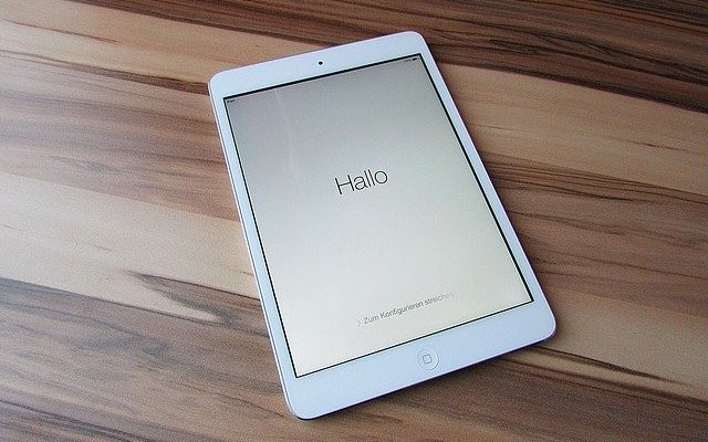 iPad Reparatur - JUSTCOM
