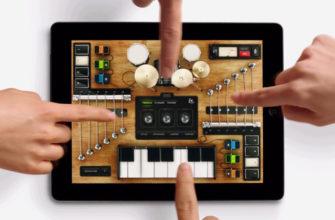 4 простых приложения для создания музыки на iPhone и iPad — Блог re:Store Digest