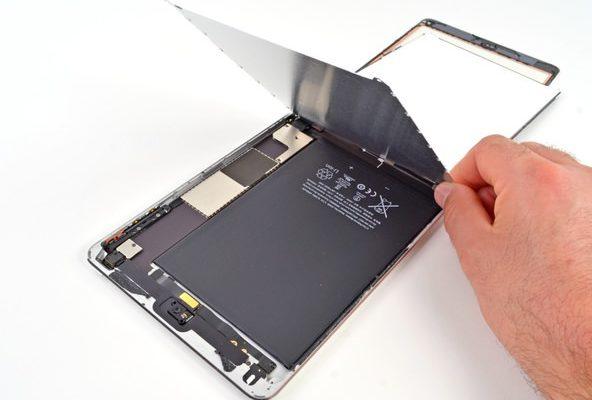 Что внутри у 9,7'' iPad Pro? Ещё больше клея – Проект AppStudio