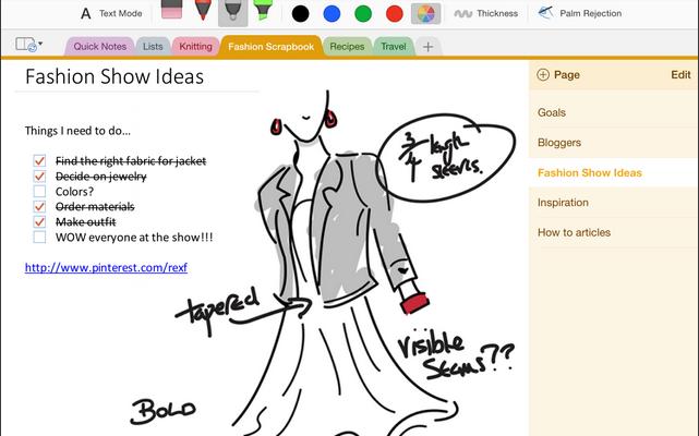 MyScript Stack на iPad – рукописный ввод для планшета   Все для iPad