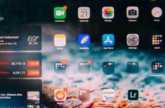 Как включить плавающую и разделенную клавиатуру на iPad