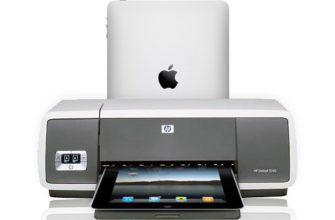 Печатаем с iPad: как подключить принтер к iPad | Полезные советы и инструкции для IPad |  - Hi-Tech, гаджеты и яблоки.
