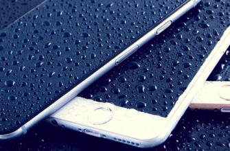 Что делать, если внутрь планшета iPad попала влага -