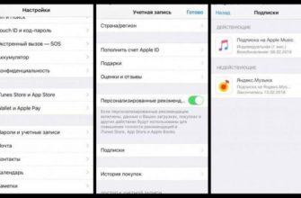 Подписки в iOS. Всё о подписках   Всё об iPad