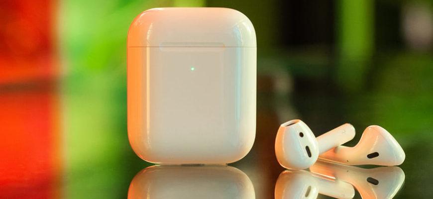 Настройка наушников AirPods с компьютером Mac и другими устройствами Bluetooth - Служба поддержки Apple (RU)