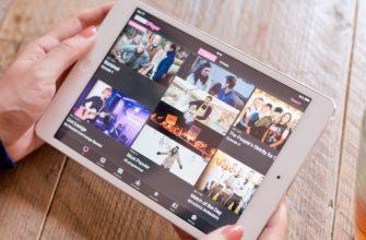 Просмотр телешоу, фильмов и других материалов в приложении Apple TV на iPad - Служба поддержки Apple