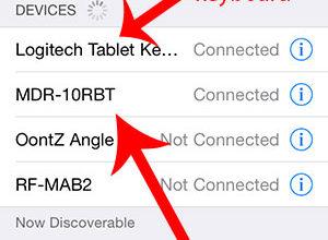 Как подключить беспроводные Bluetooth наушники к iPhone или iPad
