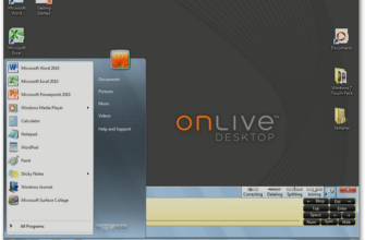 Долгожданный релиз OnLive (только для iPad и только Desktop)   Программы на