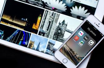Обзор облачных хранилищ для iPhone и Mac
