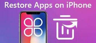 Как восстановить удаленное приложение на Айфоне