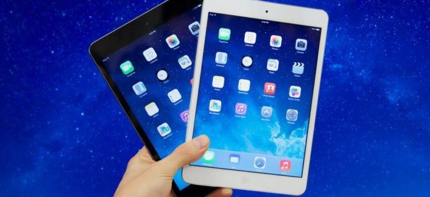 Знакомство с iPad