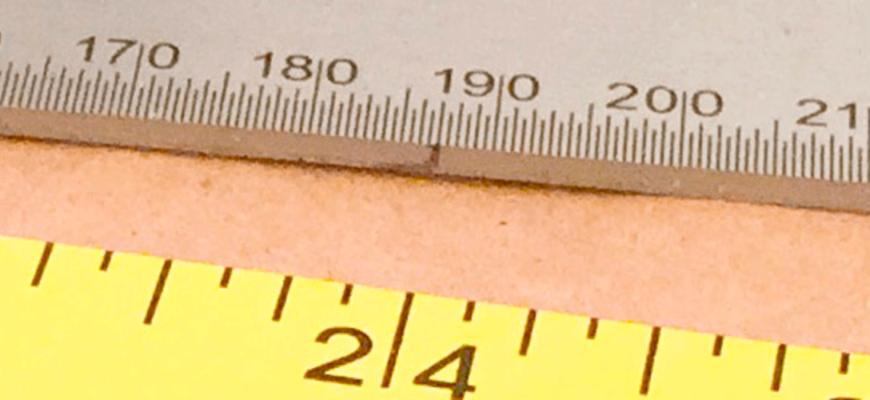 AppStore: Линейка Ruler App  Photo Ruler