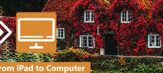 Методы 4 для переноса iBooks с iPad на компьютер