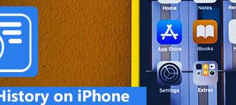 Safari Recovery Strategy - Как восстановить удаленную историю на iPad