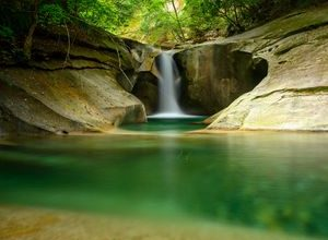 Водопад ipad, ipad 2, ipad mini for parallax обои, водопад картинки, водопад фото 1280x1280