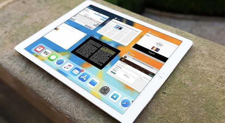 Все жесты и многозадачность на iPad с iOS 12 подробно    Яблык