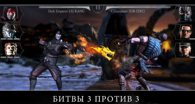 Mortal Kombat X на iPad – совсем не тот Mortal Kombat | Все для iPad