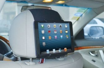 4 лучших крепления на подголовник в машину для iPad в 2021 году