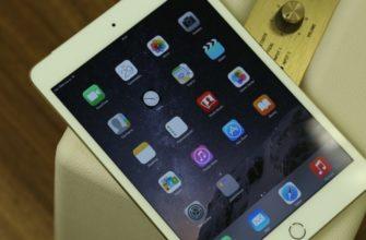 Touch ID на iPad mini 2: Противоречивые утечки  