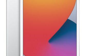 "Apple iPad 2020 Wi-Fi 10.2"" 128Gb Серебристый (MYLE2RU/A) – описание и технические характеристики в интернет-магазине МТС"