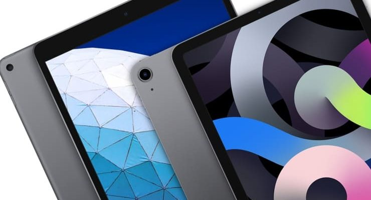 Сравнение iPad Air 4 (2020) и iPad Air 3 (2019)    Яблык