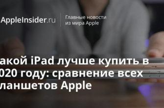 Стоит ли покупать iPad Pro 2021 |
