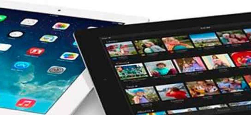 Посмотрите, как можно увеличить память на iPad |