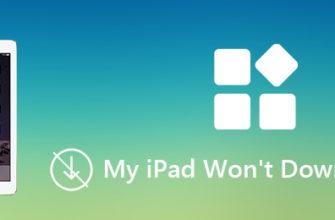 Мой iPad не загружает приложения, как исправить