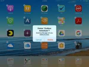 Как обновить iPad до новой версии